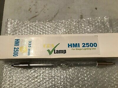 HMI 2500 W/DXS CSR 2500/DE BA 2500 DE Stage Lamp Lampa UK Stock • 57.99£