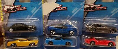 $ CDN19.55 • Buy MAISTO Fresh Metal 6 Pack Set Of Cars. Package Damage On Several. See Photos