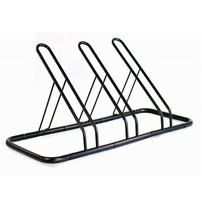 AU39.95 • Buy 1 - 3 Bike Floor Parking Rack Storage Stand Bicycle