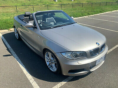 AU18000 • Buy 2009 BMW 135I M Sport Convertible, LOW Ks 117,250ks, Roadworthy Certificate