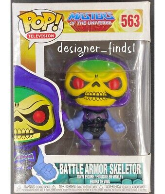 $31.79 • Buy Funko POP! TV: Masters Of The Universe - BATTLE ARMOR SKELETOR #563