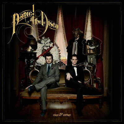 £16.64 • Buy PANIC AT THE DISCO - Vices & Virtues (Vinyl LP) 2016 Decaydance526550 NEW/SEALED