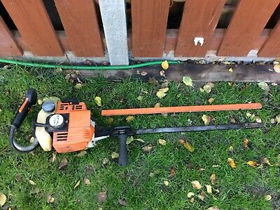 £140 • Buy Stihl HS85 2 Stroke Petrol One-Sided Hedge Trimmer + Guard