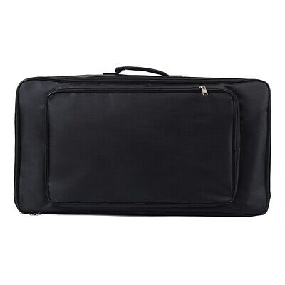 $ CDN32.05 • Buy Electric Guitar Effects Pedal Board Storage Bag Carry Case Effect Pedalboard
