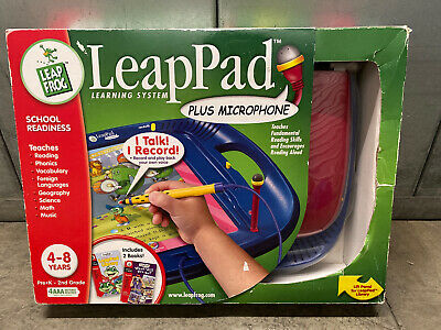 £53.54 • Buy Leap Pad Read Aloud Plus Microphone Leap Frog Learning System, Brand New Sealed
