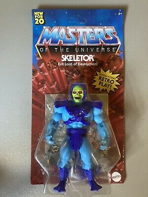 $20.99 • Buy Masters Of The Universe Origins Skeletor 5.5  2020 Figure Walmart MOTU Brand New