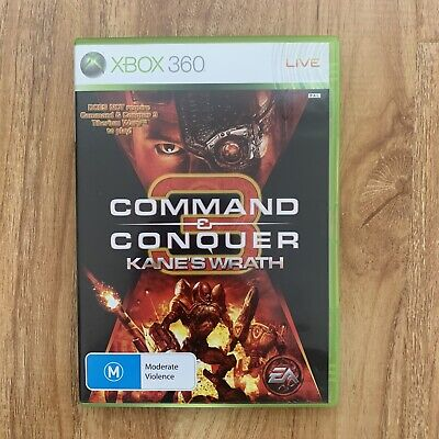 AU26.95 • Buy Command And Conquer 3: Kane's Wrath (Xbox 360) AUS PAL Complete With Manual