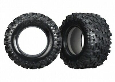 AU97.99 • Buy Traxxas X-Maxx AT Tyres Left/Right W/Inserts (2pc) 7770x