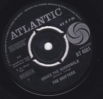 Northern Soul The Drifters Classic Black Atlantic  British Original • 5£