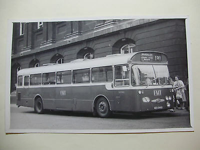 ENG559 - POTTERIES MOTOR TRACTION Co - BUS NoS1046 PHOTO • 4.99£
