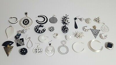 $ CDN38.21 • Buy Vintage Now Unsearched Untested Junk Drawer Jewelry Single Earring Lot