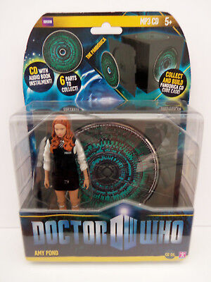 Dr Who Amy Pond In Police Uniform  Action Figure - New In Box • 17.99£