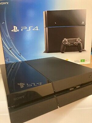 AU430 • Buy Sony PlayStation 4 PS4 Console 500GB SSD Solid State + 7 Games