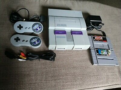$ CDN112.05 • Buy Nintendo SNES Gray Console Lot (SNS-001)