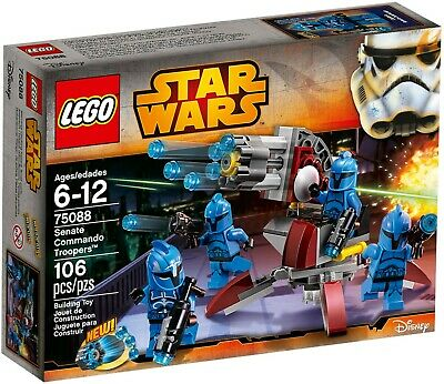 AU55 • Buy Lego Star Wars - 75088 Senate Commando Troopers - New / Sealed / Retired