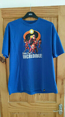 Pixar The Incredibles T-Shirt - Extra Large - Brand New • 14.99£