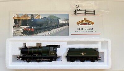 Bachmann 32-300DC BR(WR) 2251 Class Collett Goods 0-6-0 2244 DCC Fitted • 53£