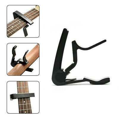 $ CDN7.55 • Buy 1* Guitar Capo Acoustic Clip Guitar String Instrument Clamp Fret  Electric