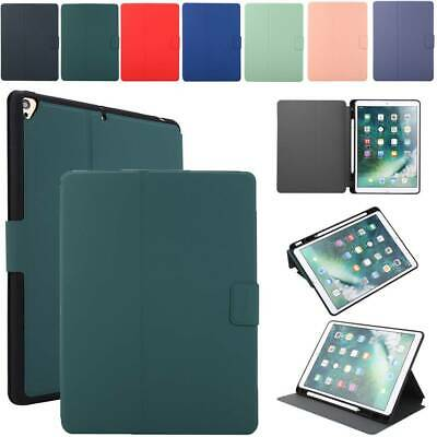 AU16.27 • Buy For IPad Mini Air Pro 9.7 10.2  10.5  11  Smart Stand Cover Case W Pencil Holder