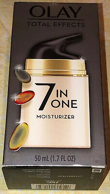 AU22.50 • Buy Olay Total Effects 7-in-1 Anti-Aging Moisturizer 1.7 Oz New