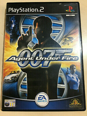 007 AGENT UNDER FIRE For The Playstation 2  • 3.99£