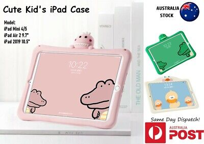 AU24.85 • Buy Kids Heavy Duty Shock Proof Case Cover For IPad Mini4 5 Air2 IPad 10.5' Pro 9.7'