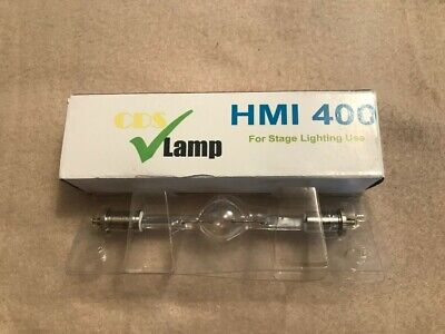 HTI HMI 400w /D3/75 SHARXS  Metal Halide Light Stage Lamp Lampa Bulb UK Stock • 27.99£