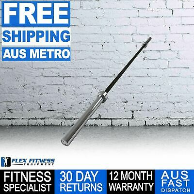 AU399 • Buy Armortech 7ft Olympic Weight Lifting Performance Barbell Gym Weightlifting Bar