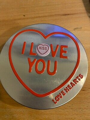 Love Heart Sweets Collectors Tin • 2.50£