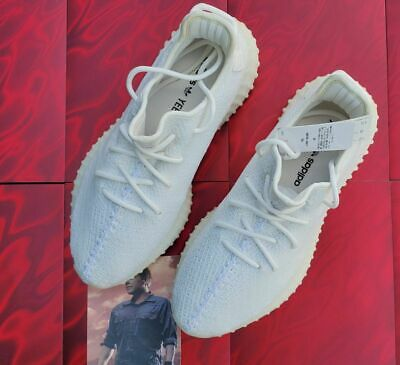 $ CDN670.36 • Buy Adidas Yeezy Boost 350 V2 Cream Triple White Shoes Sneakers Kicks NEW IN THE BOX