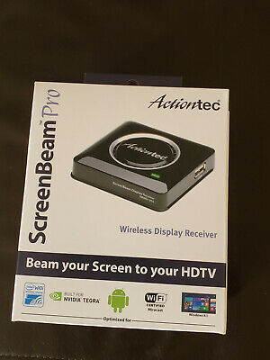 AU34.02 • Buy ScreenBeam Pro Wireless Display Receiver SBWD100A01 Actiontec