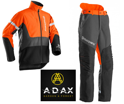 £128.90 • Buy Orig Husqvarna Waist Trousers Functional Chainsaw Protective Pants Forest Jacket