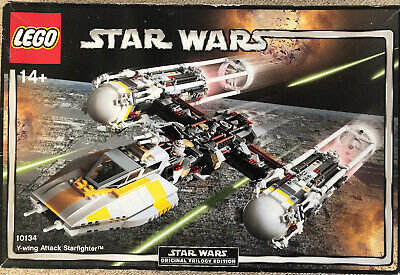 AU549 • Buy Star Wars Lego (10134) Y-wing Attack Starfighter - Pre-owned - 100% Complete