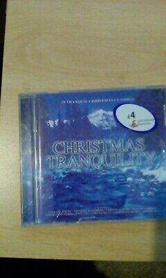 Christmas Tranquility Cd • 3.99£
