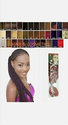 X-pression (xpression) Ultra Hair For Braiding, Expression  Kanekalon  Original • 4.70£