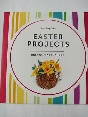 Jewellery Maker DVD Easter Projects In Polymer Clay And Wire • 4£