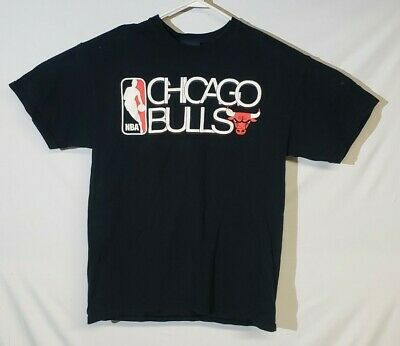 £23.70 • Buy VTG 90s Faded Chicago Bulls NBA Exclusive Basketball T Shirt Large