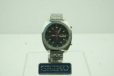 $ CDN461.36 • Buy Vintage Seiko 6139-6002 July 1971 Automatic Chronograph 70m Sport POGUE Project
