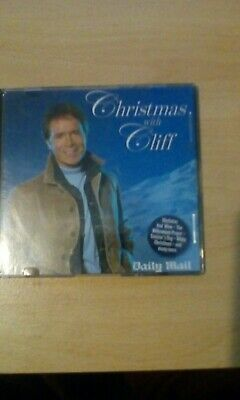 Christmas With Cliff- Daily Mail Cd. • 1.08£