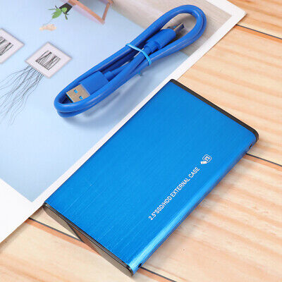 $ CDN42.06 • Buy Usb 3.0 1/2TB Portable High Speed Mobile External Hard Drive Disk HDD For Laptop