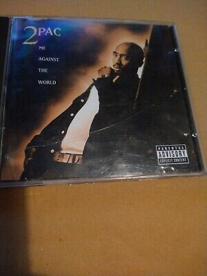 Me Against The World, 2pac, Used; Good CD Cracks On Case • 1£