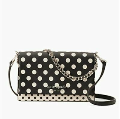$ CDN175 • Buy NWT Kate Spade Cameron Dot Convertible Crossbody Bag WKRU6986