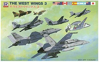 £25.14 • Buy Pit-Road Skywave Series S-13 The West Wings 3 1/700 Scale Kit Plastic Model Toy
