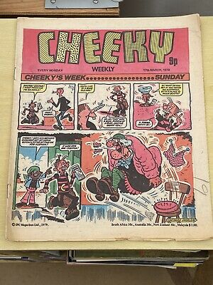 £3.99 • Buy Cheeky Weekly Comic - 17th March 1979