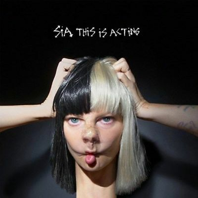 Sia - This Is Acting [New & Sealed] CD • 4.55£