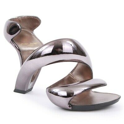Julian Hakes Pewter Mojito Shoes Size 39 - New, Never Worn, Without Box • 50£