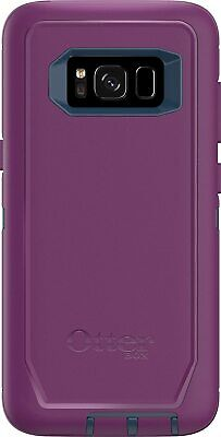 $ CDN17.79 • Buy OtterBox Defender Series Case Only For Samsung Galaxy S8 Plum Blue Easy Open Box