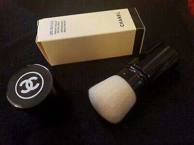 Chanel Kabuki Retractable Brush Makeup Brush/Chanel Eyeshadow Brush BNIB • 10.50£