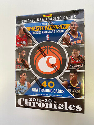 AU62 • Buy Chronicles Hanger Box - Brand New And Sealed - 2019-20 - 30 Cards!!!!!!