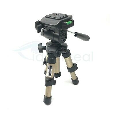 AU59.99 • Buy Mini Desktop Tripod Small Travel Light Weight W012 Camera Video